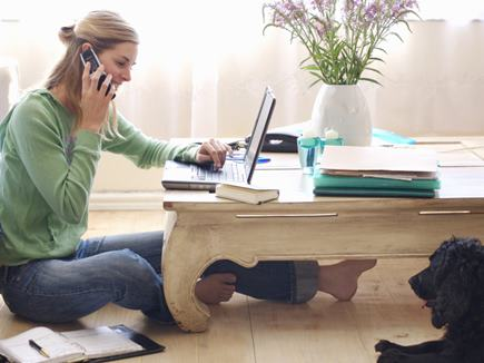 Work From Home : किसी वजह से छूट गई हो जॉब तो बन जाएं 'वर्चुअल एम्प्लॉयी'
