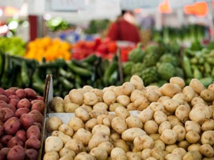 सस्ती हुईं सब्जियां, थोक महंगाई में आई गिरावट