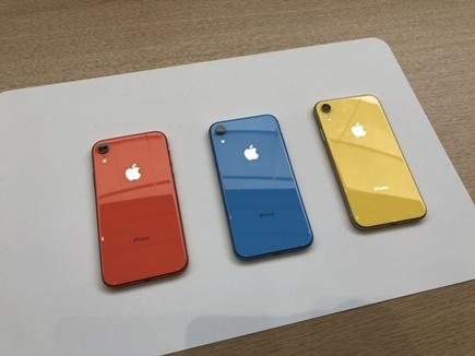 आज से भारत में बिक्री के लिए उपलब्ध होगा आईफोन एक्सआर