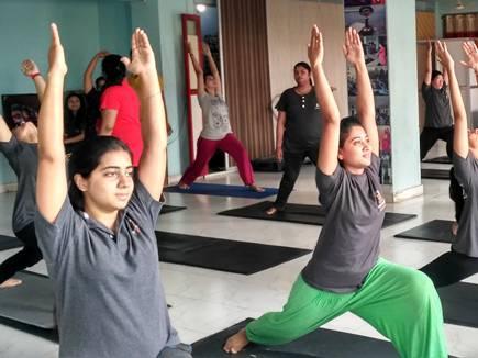 yoga workshop indore mp 13 09 2017