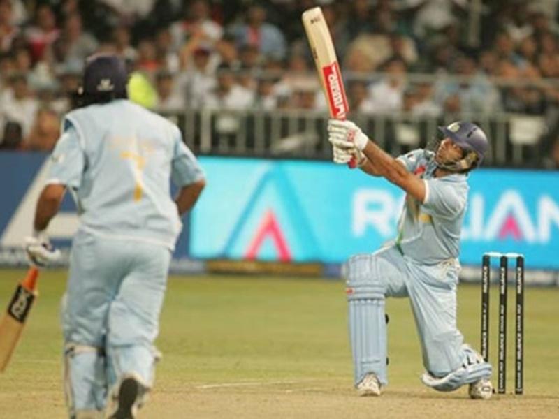 Yuvraj Magic: 12 साल पहले आज ही के दिन युवराज ने एक ओवर में लगाए थे छह छक्के, देखें Video