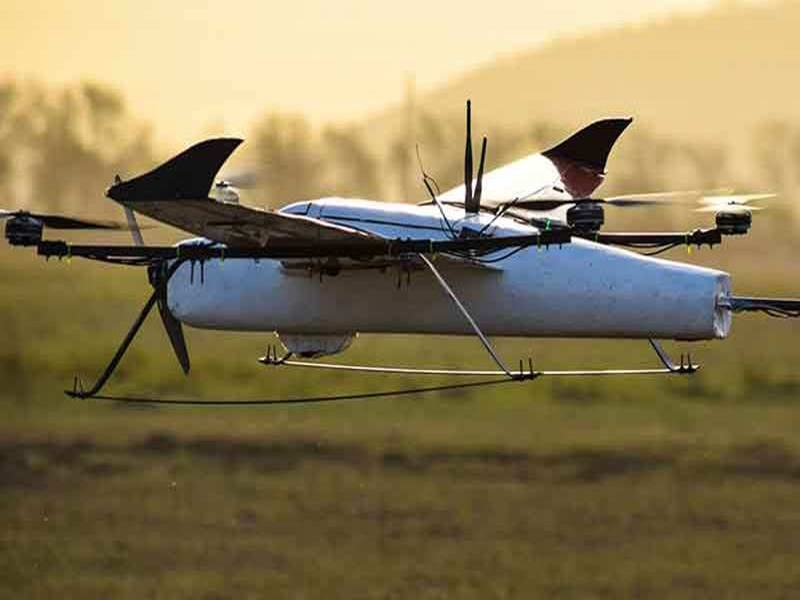 Zomato's drone delivery in India : अब ड्रोन से खाना पहुंचाएगा Zomato, कंपनी ने पहले डिलिवरी टेक का किया सक्सेसफुल ट्रायल