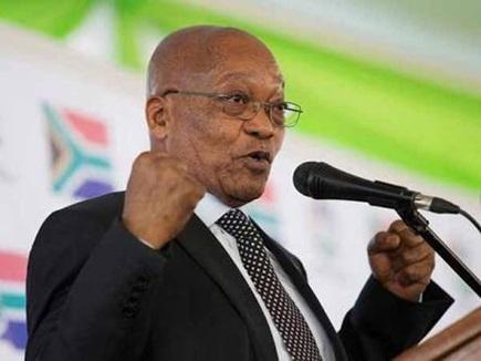 भ्रष्टाचार के आरोपों से घिरे दक्षिण अफ्रीकी राष्ट्रपति जैकब जुमा का इस्तीफा